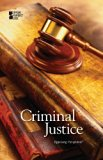 Criminal Justice   2013 9780737763065 Front Cover