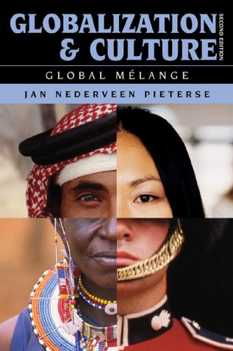 Globalization and Culture Global M�lange 2nd 2009 edition cover