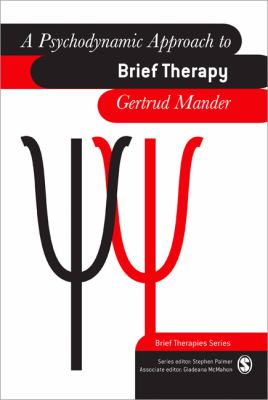 Psychodynamic Approach to Brief Therapy   2000 9780761960065 Front Cover