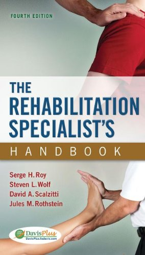 Rehabilitation Specialist's Handbook  4th 2013 (Revised) edition cover