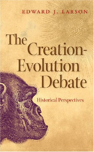 Creation-Evolution Debate Historical Perspectives N/A edition cover