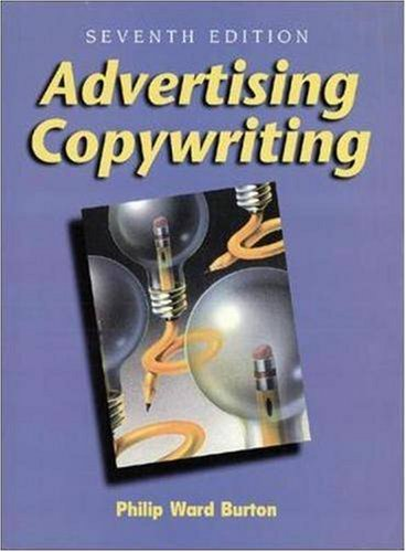 Advertising Copywriting  7th 1999 (Revised) edition cover