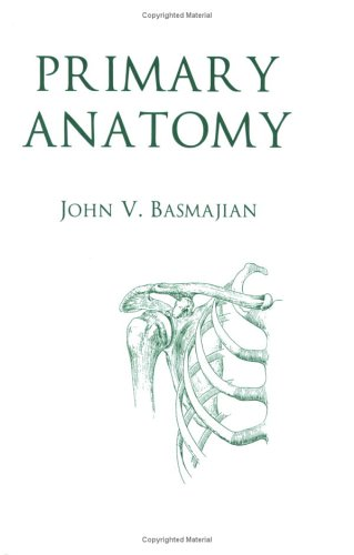 Primary Anatomy  N/A edition cover