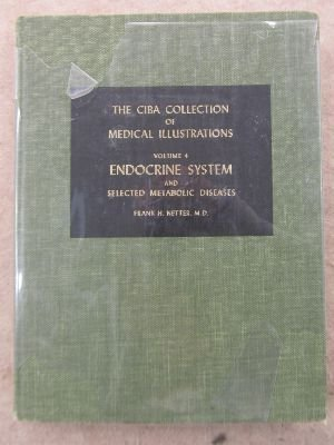 Medical Illustrations Endocrine System and Selected Metabolic Diseases N/A edition cover