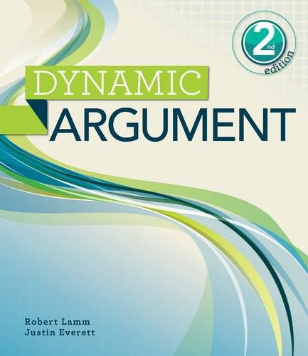 Dynamic Argument  2nd 2013 edition cover