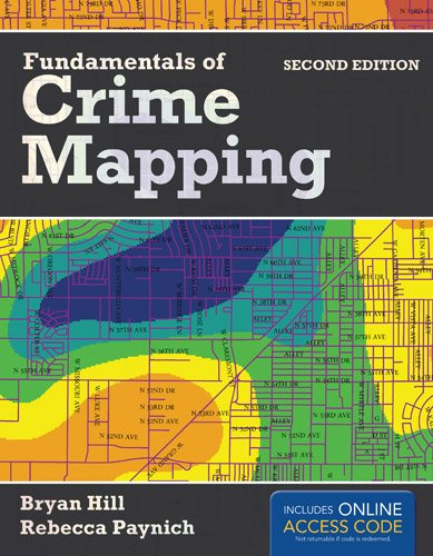 Fundamentals of Crime Mapping  2nd 2014 9781284028065 Front Cover