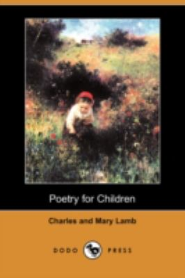 Poetry for Children:   2008 9781406549065 Front Cover