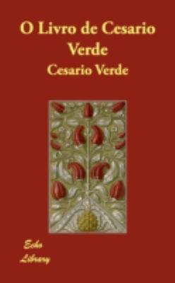 O Livro de Cesario Verde N/A 9781406875065 Front Cover