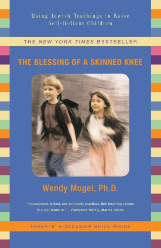 Blessing of a Skinned Knee Raising Self-Reliant Children N/A 9781416593065 Front Cover