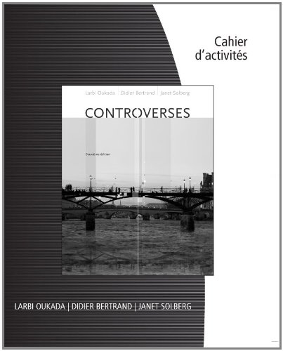 Controverses  2nd 2012 edition cover