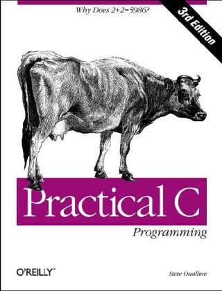 Practical C Programming  3rd 1997 (Revised) edition cover
