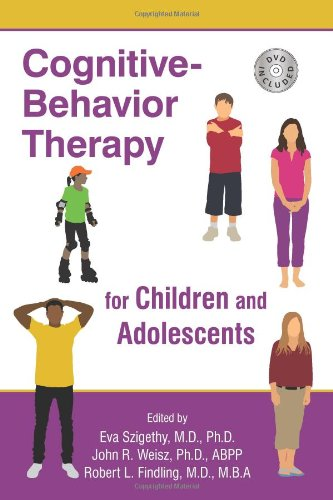 Cognitive-Behavior Therapy for Children and Adolescents   2012 edition cover