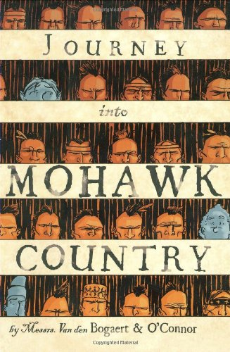 Journey into Mohawk Country   2006 (Revised) edition cover