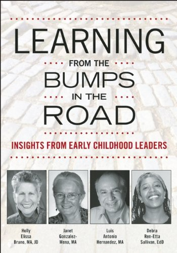 Learning from the Bumps in the Road Insights from Early Childhood Leaders N/A edition cover