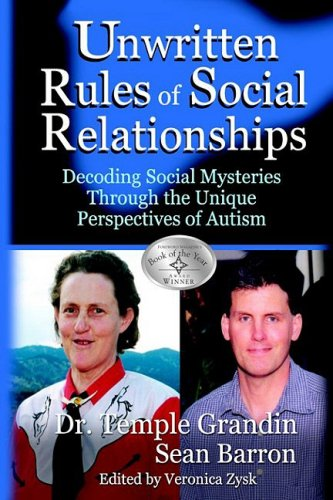 Unwritten Rules of Social Relationships   2005 edition cover