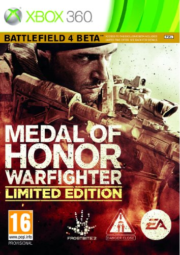 Medal of Honor Warfighter - Limited Edition [AT PEGI] (inkl. Zugang zur Battlefield 4-Beta) Xbox 360 artwork