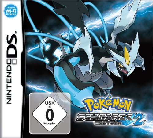 Pokemon: Schwarze Edition 2 Nintendo DS artwork