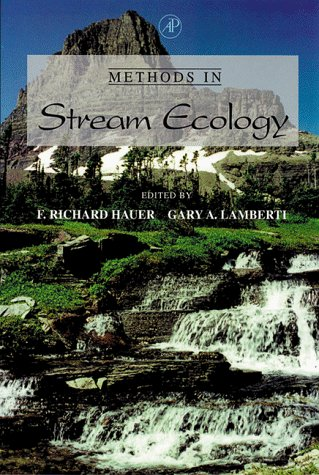 Methods in Stream Ecology   1998 edition cover