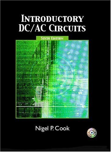 Introductory DC/AC Circuits  6th 2005 (Revised) edition cover