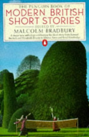 Penguin Book of Modern British Short Stories   1988 edition cover