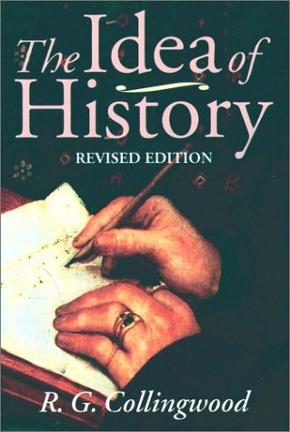 Idea of History  2nd 1993 (Revised) edition cover