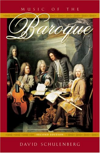 Music of the Baroque  2nd 2008 edition cover