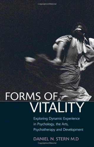 Forms of Vitality Exploring Dynamic Experience in Psychology, the Arts, Psychotherapy, and Development  2010 edition cover