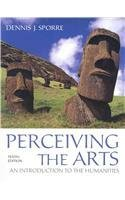 Perceiving the Arts An Introduction to the Humanities with Music for the Humanities CD 10th 2012 9780205234066 Front Cover