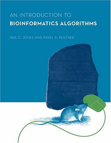 Introduction to Bioinformatics Algorithms   2004 edition cover