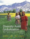 Diversity amid Globalization World Regions, Environment, Development 6th 2015 edition cover