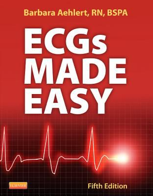 ECGs Made Easy  5th 2012 edition cover