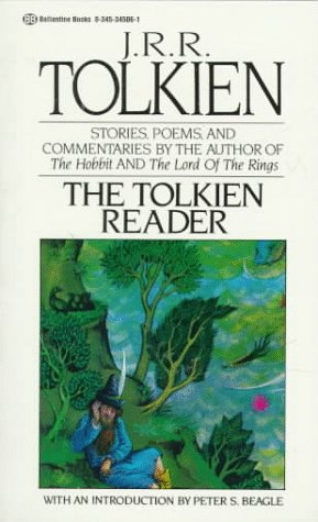 Tolkien Reader   1966 edition cover