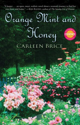 Orange Mint and Honey   2008 edition cover