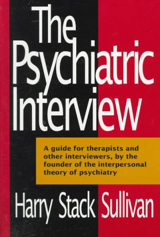 Psychiatric Interview   1970 (Reprint) edition cover
