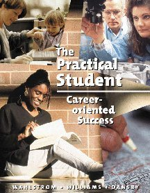 Practical Student Career-Oriented Success  1999 9780534534066 Front Cover