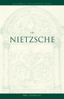 On Nietzsche   2000 9780534576066 Front Cover