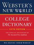 College Dictionary  5th 2014 edition cover