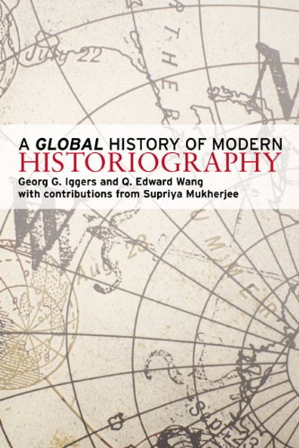 Global History of Modern Historiography   2008 edition cover