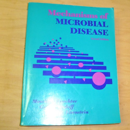Mechanisms of Microbial Disease  2nd 1993 9780683076066 Front Cover