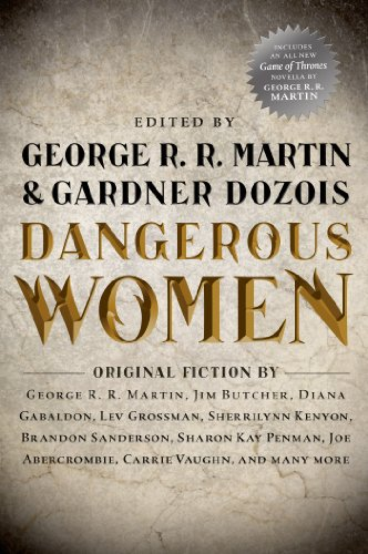Dangerous Women   2013 9780765332066 Front Cover