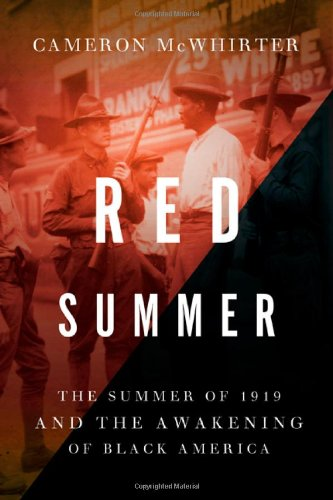Red Summer The Summer of 1919 and the Awakening of Black America  2011 edition cover