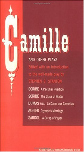 Camille and Other Plays   1957 edition cover