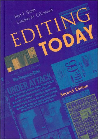 Editing Today  2nd 2007 (Revised) edition cover