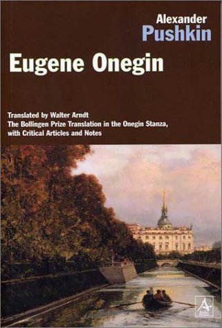 Eugene Onegin  2nd 2002 (Reprint) edition cover