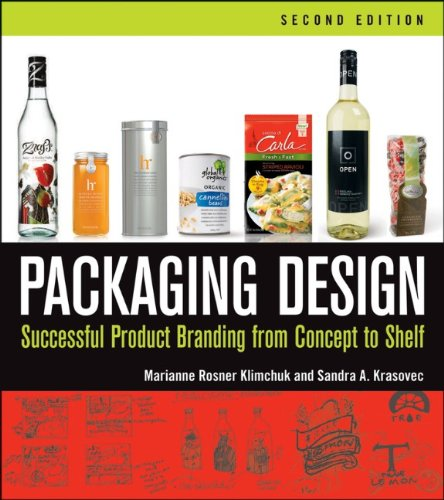 Packaging Design Successful Product Branding from Concept to Shelf 2nd 2013 edition cover