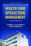 Health Care Operations Management  2nd 2016 edition cover