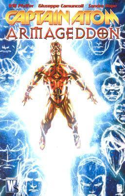 Captain Atom - Armageddon  N/A 9781401211066 Front Cover