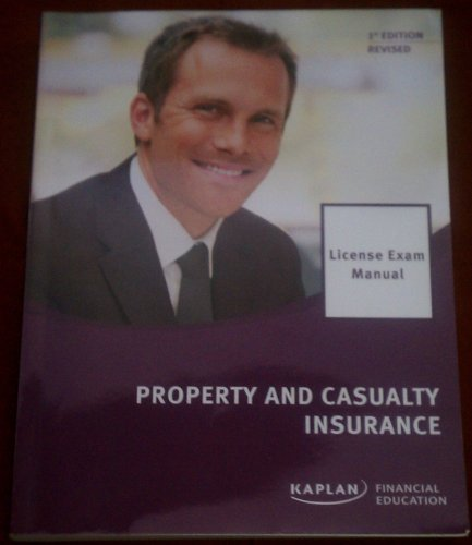 PROPERTY+CASUALTY INSURANCE LI N/A edition cover