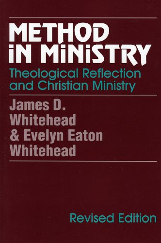 Method in Ministry Theological Reflection and Christian Ministry (revised edition) Revised edition cover