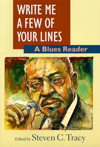 Write Me a Few of Your Lines A Blues Reader N/A edition cover